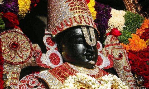 The History of Sri Tirupati Venkateswara (Balaji)