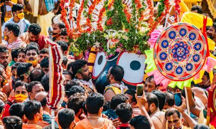 The Pastimes of Lord Jagannatha