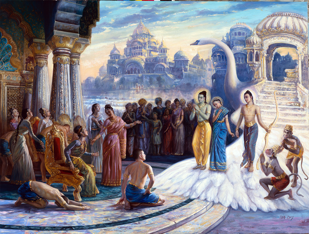 Untold Stories of the Ramayana