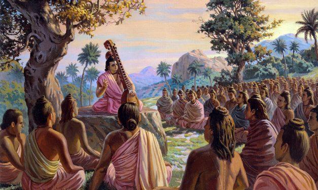 The Tree of Vedic Literature